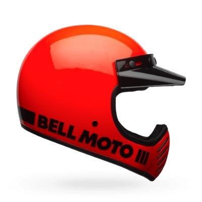 Bell moto-3 fluo orange s fluo orange