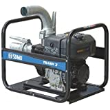 Motopompe diesel eaux très chargÃes 1083 l/min SDMO TRASH 3