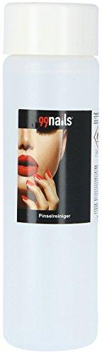 99nails Pinselreiniger 1er Pack (1 x 500 ml) Entfernt Fiberglas Gel UV Acryl Aquarellfarben Cleaner Kosmetikpinsel Reinigung Pinsel - Acryl Pinsel-reiniger