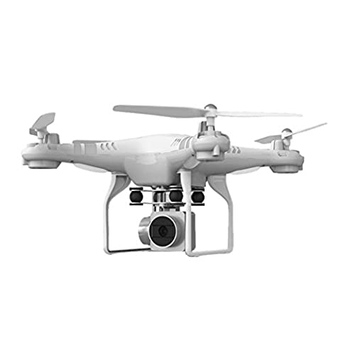 Ularma Grand Angle Objectif HD Caméra Quadcopter RC Drone WiFi FPV Hélicoptère Live Hover (blanc)