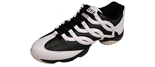 Bloch Twist, Unisex Erwachsene Outdoor Fitnessschuhe Weiß