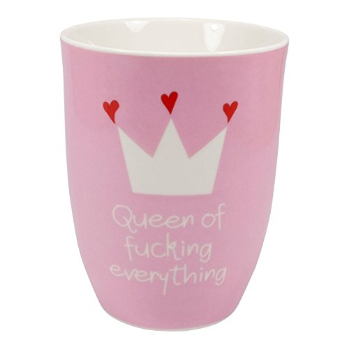 Mea-Living Becher 'Queen of '