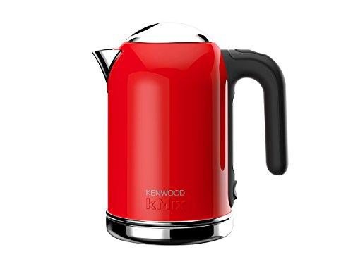 Kenwood SJM 020RD New Mix Wasserkocher Pop Art, mohnrot / 1 Liter / 2200 Watt
