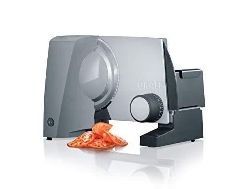 Graef G50 Allesschneider Sliced Kitchen G 50, 170, Metall, Schwarz/Grau