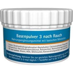 Basenpulver 3 nach Rauch, 200 g Pulver