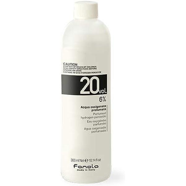 Crema Fanola, 6 % de óxido, de 300 ml: Amazon.es: Belleza