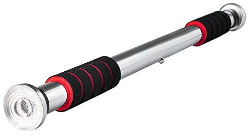 Rovera 622A 90kg Negro Puerta Barra dominada 90 kg, Puerta, Negro, 2,5 cm, 930 mm, 330 mm Barras de tracci/ón