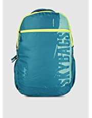 Skybags Tekie X 02 27 Ltrs Turquoise Laptop Backpack (TEKIE X 02)