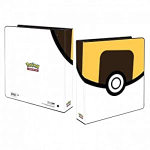 "Ultra Pro- Binder 2"" Album Pokemon Ultra Ball, Color carbón (85457)"