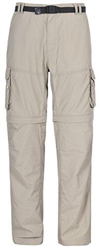 Trespass Riccall Pantalon Homme Bambou FR : XL (Taille Fabricant : XL)