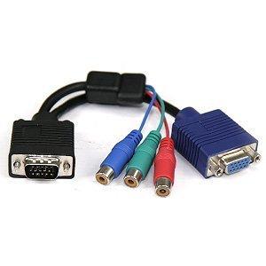 Yuv Vga Male - CABLING® Câble VGA mâle vers 3 RCA