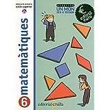 Matemàtiques. 6 Primària. Projecte Un món per a tothom. Edició Euro