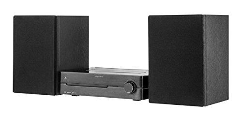 Krüger&Matz KM1808 Mikrosystem mit DVD, HDMI, USB, BT, NFC, Radio DAB+, FM schwarz