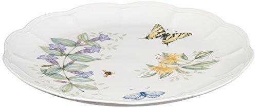 Lenox Butterfly Meadow Tiger Swallow Tail Dinner Plate Butterfly Meadow Tiger