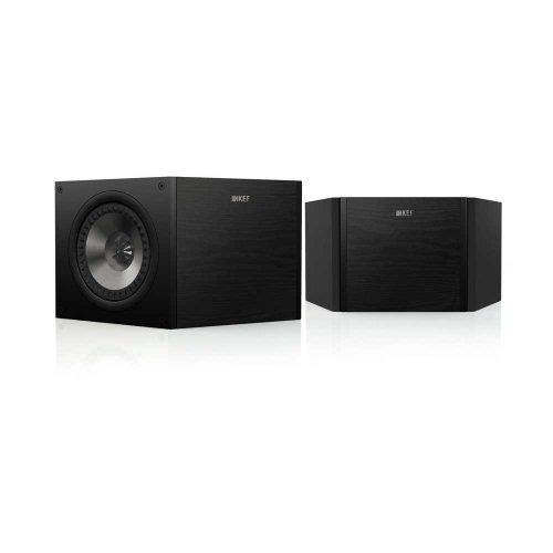 Q800ds dipol Lautsprecher schwarz PAAR