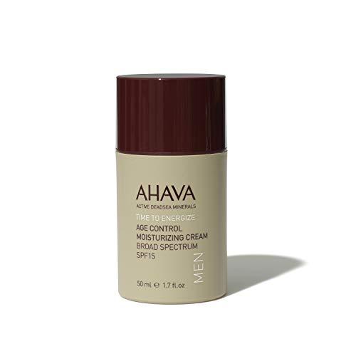 AHAVA Men's Skin Care Age Control Moisturiser SPF 15 50 ml - Ahava Gesichtspflege