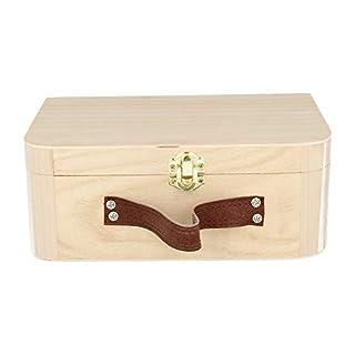 Artemio Wooden Suitcase 23 x 17 x 9 cm