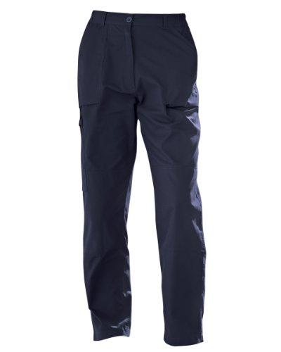 31NhYK%2BAvTL - Regatta Ladies New Action Trouser(Short) Colour=Navy Blue Size=20
