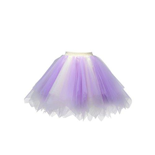 BESTOYARD Tutu Skirt Photography Layered Tutu Ruffle Tiered Princess Dress Ballet Performance Skirt Dress