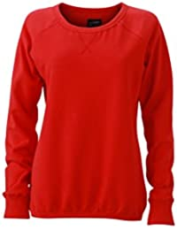 James & Nicholson Basic Sweat Women's Sweatshirt, Womens, Basic Sweat
