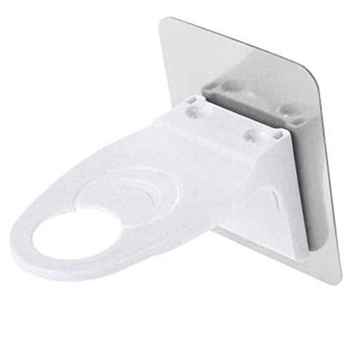 XIAOYUTOU Sonnenbrillen Badezimmer Wand Duschgel Handtuch Shampoo Flaschenhalter Rack Wand Saugnapf Nahtlose Küche Badezimmer Regale Kleiderbügel, Weiß
