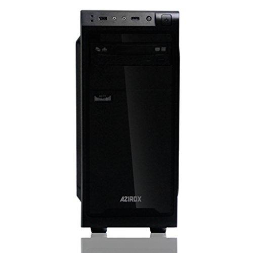 Azirox Antila - Ordenador de Sobremesa Intel Core i7-620M 2.66 Ghz, Memoria RAM de 4 Gb, HDD 1 Tb