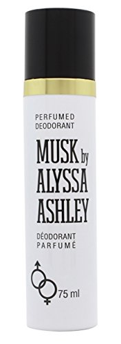 Alyssa Ashley Musk Deodorant Spray, 75 ml