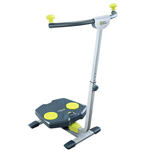 Twist & Shape Unisex Home Exercise Machine for Core, Abs, Legs
