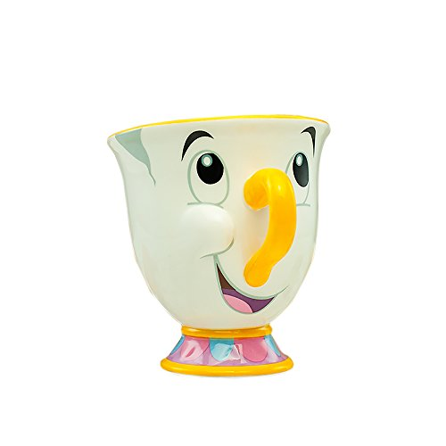 Teiera e tazza, Porcellana, Multi-colour, Standard