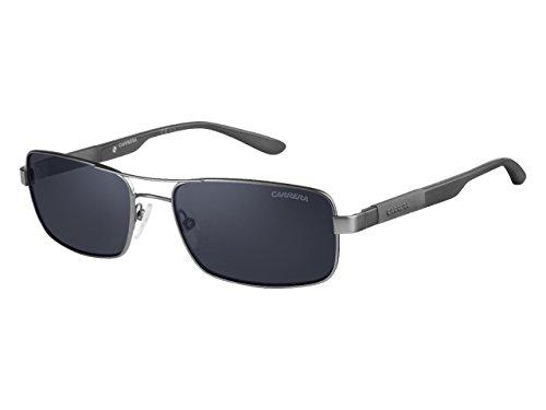 Carrera Herren 8018-S-TVI-BN Sonnenbrille, Grau (Gris), 57