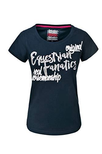 Eskadron Damen Shirt NALA Fanatics FS19 Farbe Reitbekleidung Navy, Größen S -