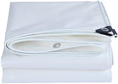 Cozyhome AAA Tela cerata, sottile e e e leggero telone impermeabile bianco crema solare telone da carico fattoria veicolo giardino piscina per il turismo panno Oxford (Coloreee   Bianca, dimensioni   2x2m) | Uscita  | Vari disegni attuali  5f972a