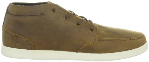 Reef Spiniker Mid Nb, Baskets mode homme Marron (Brown)