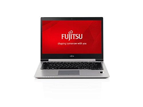 Fujitsu LIFEBOOK U745 VFY:U7450M87APDE 35,6 cm (14 Zoll) Notebook (Intel Core i7 5600U, 12GB RAM, 512GB SSD, Win 10 Home Touchscreen) silber