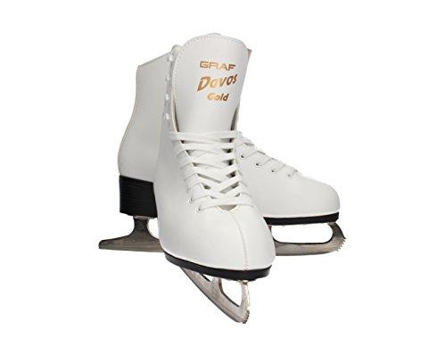Graf Davos Eiskunstlauf Schlittschuhe Damen Freizeit verschiedene Größen (38)