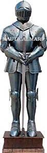 nauticalmart Templar Knight (Kostüme Benutzerdefinierte Halloween)