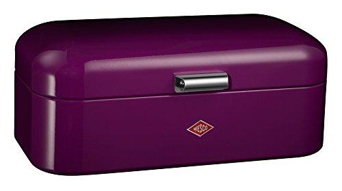 """Wesco """"Grandy"""" Purple Bread Bin"""