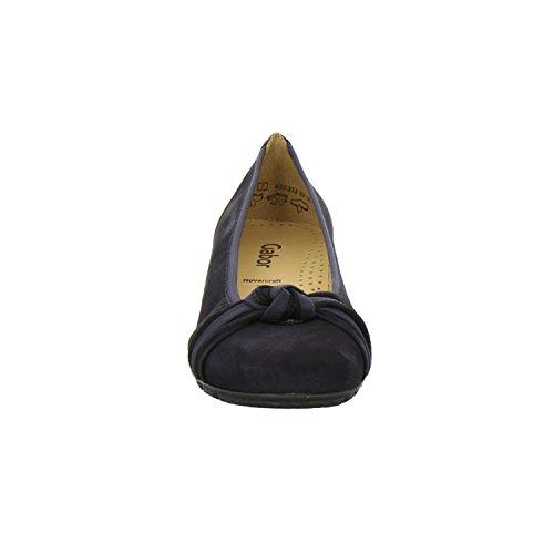 Gabor Shoes Gabor 84.162.12 Damen Ballerinas Pazifik