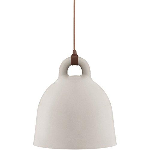 Normann Copenhagen Pendelleuchte Bell medium, sand 502102 (Pendelleuchte Bell)