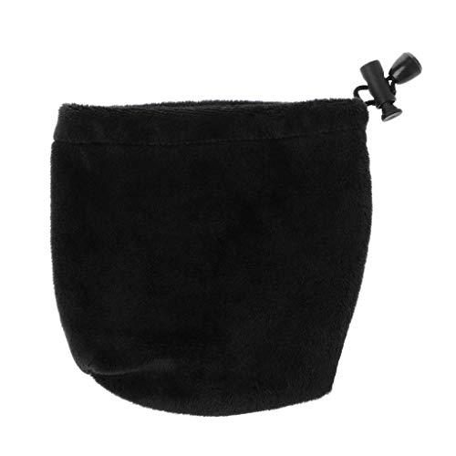 Manyo Velvet Bag für Lagerung und Protect Speed Magic Cube Puzzle Spiel hohe Qualität (Schwarz)