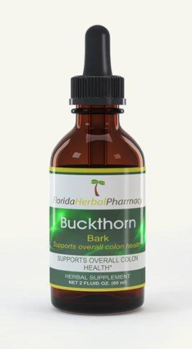Florida Herbal Pharmacy, Faulbaum (Rhamnus frangula) Tinktur / Extrakt 60 ml