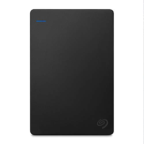 Seagate Game Drive for PS4 4 TB externe tragbare Gaming Festplatte (6,35 cm, 2,5 Zoll) Mobile High-speed Internet