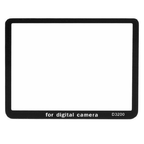 LCD-Schirm-Schutz-Film-Abdeckung Schutz für Nikon D3200 DSLR SLR-Kamera Lcd-schirm-schutz-film