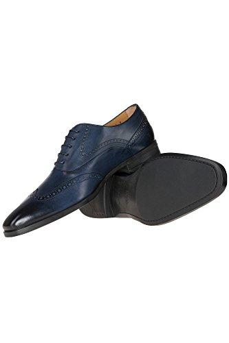 Hugo Boss Boss Schuhe Kensington_Oxfr_bubg für Herren, 50385136 Dunkelblau (401)