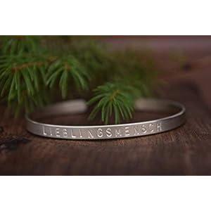Armreif mit Gravur, Silber Armband, Trauzeugin, Hochzeit, Schwester Armband, Gravur, Koordinaten, Valentinestag