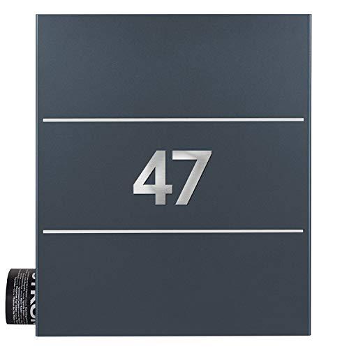 Hausnummer - Außenbereich