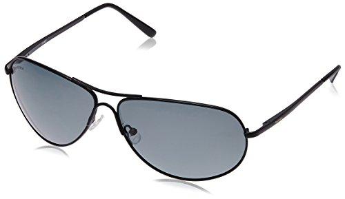 Fastrack Aviator Sunglasses (Black) (M050BK13P) image