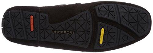 Rockport  CLASSFLASH ONE EYE TIE, Mocassins pour homme Marron - Braun (DK BTR CHOC SDE)