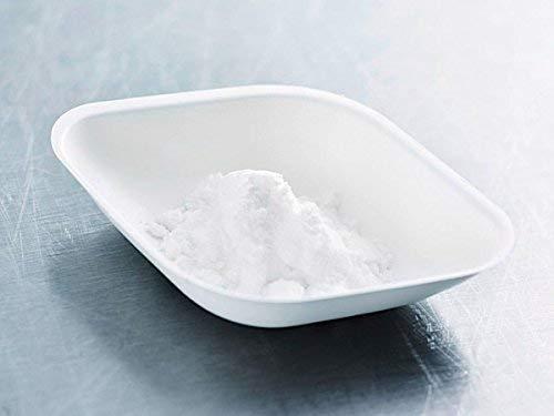 King Scientific Plástico para Pesar Barcos/Bandejas Forma de Diamante 30ML PK50 - Plástico para Pesar Barcos / Bandejas - Pack Of 50 - 30ml Capacidad - Forma de Diamante