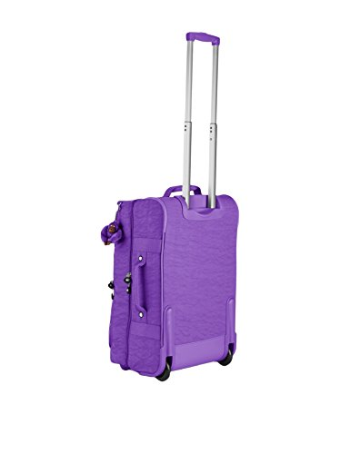Kipling K1309402O Borsa da Palestra, 55 cm, 39 L, Sintetico, Viola Vivid Purple